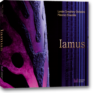 Iamus [CD_1] Limited & Numbered 1,111 Edition